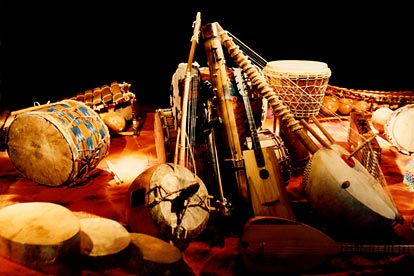 Jaliya: Learning African Instruments